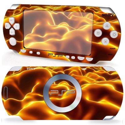 Dark Fire Pspxct Vinyl Decal Skin Sticker for Sony PSP 2000