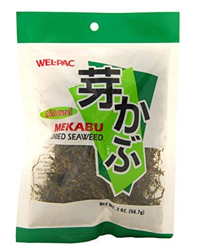 WP Mekabu Dried Seaweed 2 Oz (Wp Japanese)