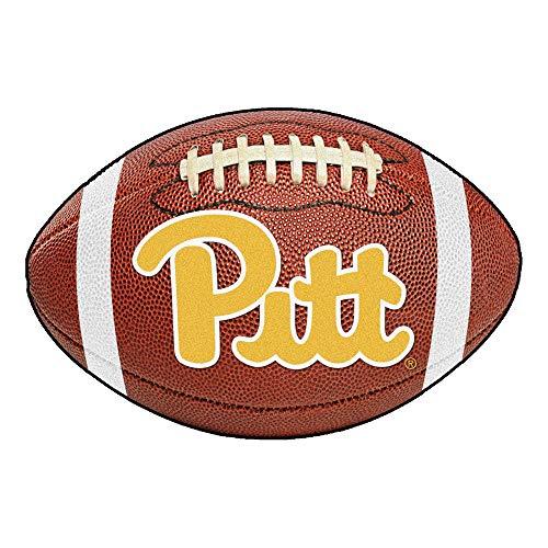 (University of Pittsburgh Football Area Rug)