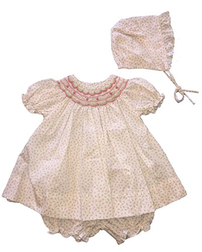 newborn smocked dresses - 7