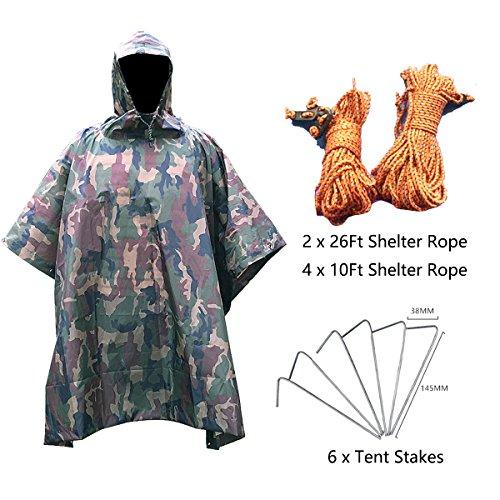 Ripstop Hooded Jacket - 8