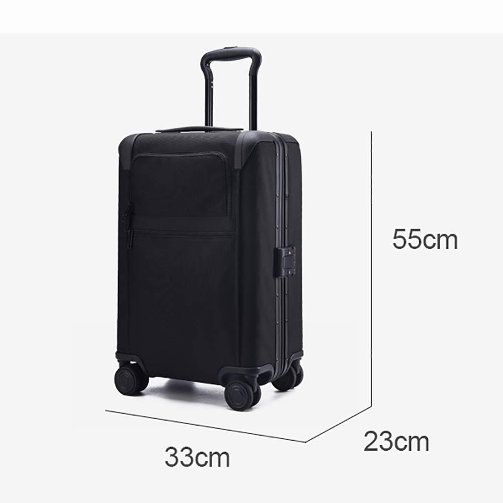 79b2838463da Amazon.com: MZTYX Us Casual Business Cloth Box Black Aluminum Frame ...