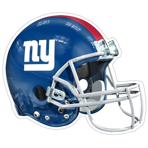 - Brax NFL New York Giants Logo Helmet Magnet (Pack of 1)