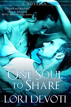 One Soul to Share (Vampire Reads Book 1) by [Devoti, Lori]