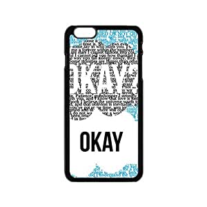 Creative design Okay letter Cell Phone Case for iPhone 6