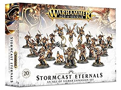 Warhammer Age of Sigmar Expansion: Stormcast Eternals from Games Workshop