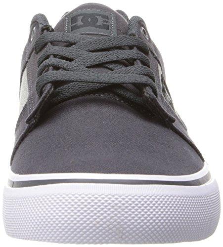 Dc Mens Bridge Tx Sneaker Noir / Gris / Noir