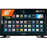 Smart TV 48 Samsgun LED Full HD - UN48J5200A (WiFi, USB Smart Hub)