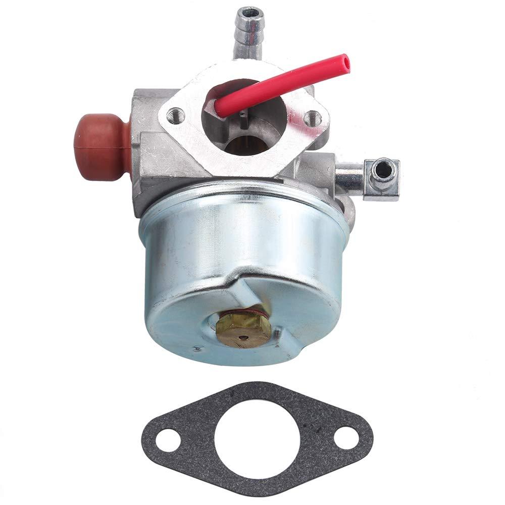 Kizut 640350 640271 640303 Carburetor for Tecumseh 640338 640274 13566 LV195XA LEV100 LEV105 LV195EA Lawnboy Lawn Mower Toro Recycler Parts Craftsman MTD YardMachines