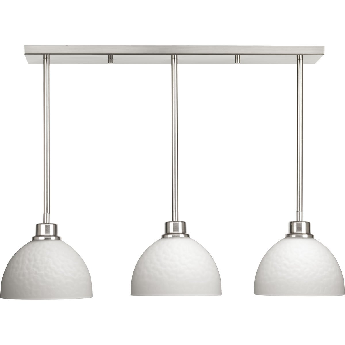 Progress Lighting P8404-09 Traditional/Casual Canopy Accessory, Brushed Nickel by Progress Lighting (Image #6)