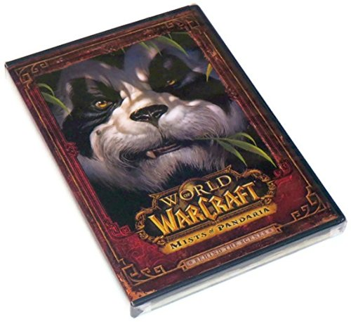 World Of Warcraft Mists Of Pandaria Collectors Edition Behind The Scenes Dvd   Blu Ray Two Disc Set
