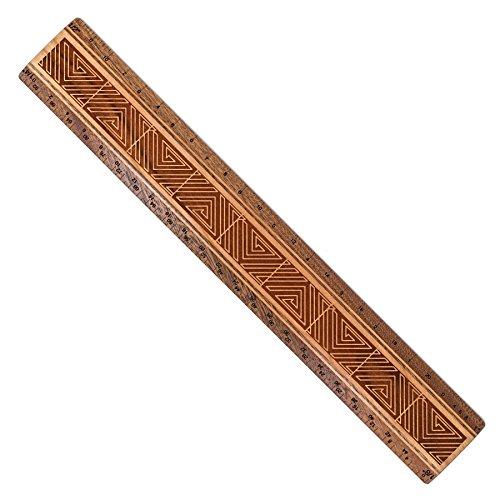 Architect Laser Scale Cut Wood - 12