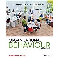 Organizational Behaviour, Binder Ready Version