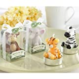 Born To Be Wild Animal Tealight Candles (Set of 48 Assorted)