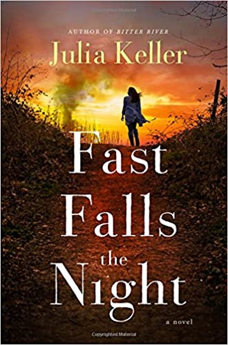 Image result for fast falls the night by julia keller