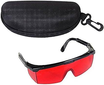 Romote Gafas de seguridad, protección de los ojos contra la exposición al láser verde