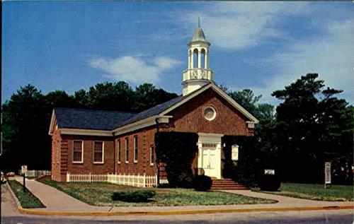 Westminster Presbyterian Church Rehoboth Beach, Delaware Original Vintage - Westminster Delaware