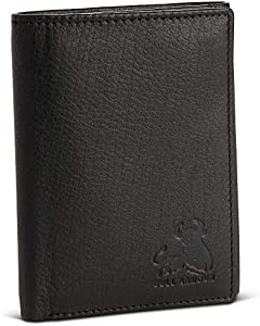 Giveaway: Bull Armour 2 ID Mens Leather Wallet Trifold With RFID