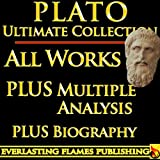 Front cover for the book The Collected Dialogues of Plato by Plato