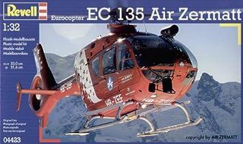 Revell 04423 - Maqueta de helicóptero EC-135 Air Zermatt ...