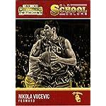 2015 Panini Contenders Draft Picks Old School Colors #38 Nikola Vucevic Basketball.