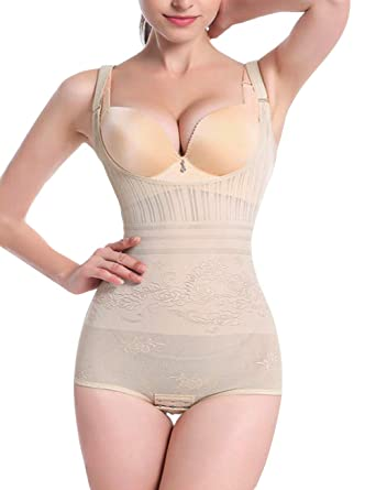 a0d750a2b8df1 ASIMOON Women s Tummy Control Shapewear Body Shaper Briefer Underwear