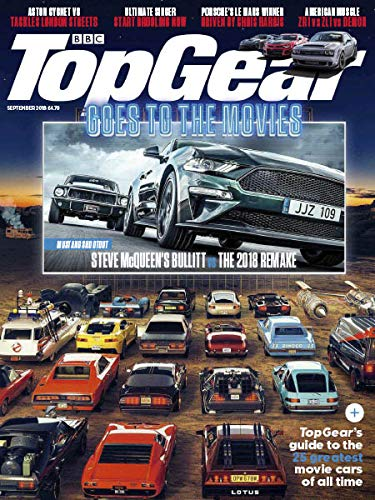 BBC Top Gear Magazine (September, 2018) Top Gear Goes To The ()