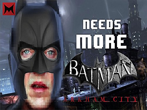 Batman Arkham City Part 2]()