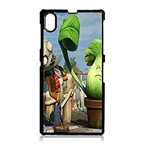 Funny Game Plants vs. Zombies Phone Case Cover for sony?xperia?Z1