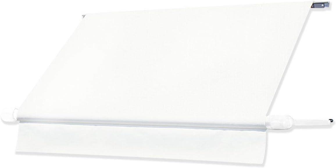 CAREFREE Simply Shade RV Window Awning-White Vinyl-5.5' (66
