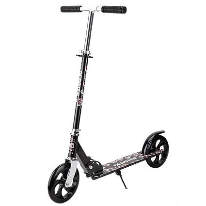 Scooter para Adultos, Juventud, niños, 200 mm Ruedas de Gran ...
