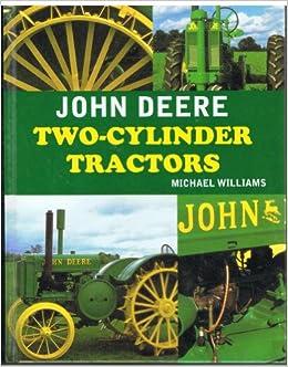 Book John Deere Two-Cylinder Tractors