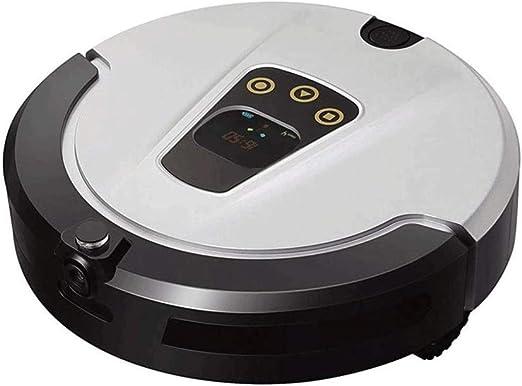 AZZ Robot Aspirador con Control Remoto 3 Modos De Limpieza Anti ...