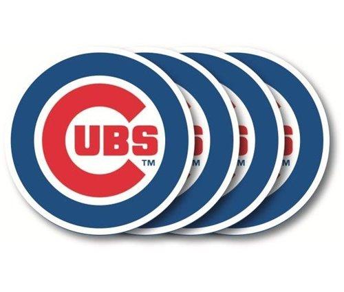 Chicago Cubs Coaster Set - 4 ()
