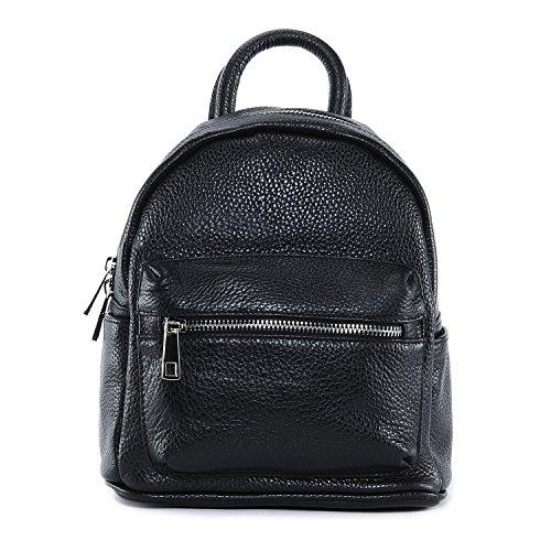 Noir en Dos femme petit DESTOCK Sac cuir collection nouvelle 2018 CUIR à Ziyi Modèle modèle an46wq