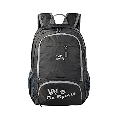60ea675ec728 Lt Tribe Lightweight Packable Durable Travel Hiking Backpack Daypack for Men  and Women high-quality