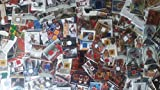 5 (Five) Different NBA Basketball Game Worn Jersey/Hardwood Floor Cards - Great Selection!!