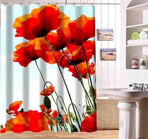 rainbow fish shower curtain - 8