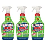 Eliminate Grout Cleaner & Sealer - 25 oz - 3 Pack by Clean-X