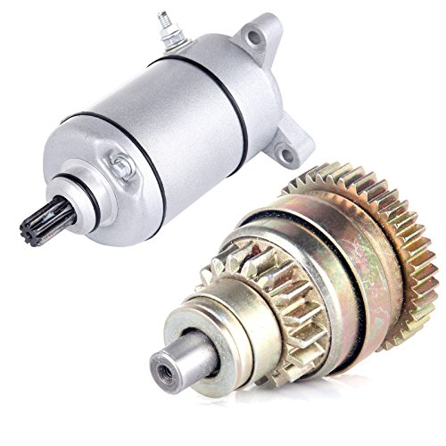 Starters ECCPP fit for Polarisatv ATP / 500 HO 330 4x4 2005-2004 329cc ATV Pro 500 4x4 PPS 2002 499cc Hawkeye 400 HO 2011 455cc Magnum 4X4 / Norweigen/Swedish 1995-1998 425cc 3087030 ()