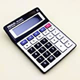Gullor Popular Office Supplies Osals Os-2200v Electronic Calculator with Extro Large Display and Plastic Key on Metal Faceplate