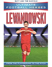 Lewandowski (Ultimate Football Heroes - the No. 1 football series): Collect them all!