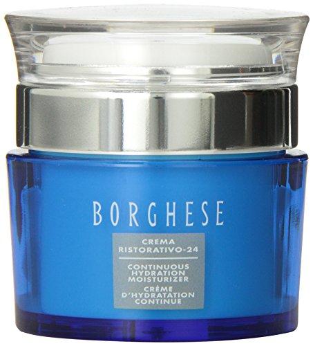 Borghese Crema Ristorativo-24 Continuous Hydration Moisturizer, 1 oz.