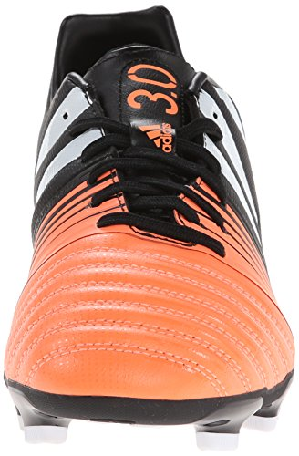 adidas Performance Men's Nitrocharge 3.0 Firm-Ground Soccer Cleat Core Black/Running White/Flash Orange new styles C23ggyjyzT