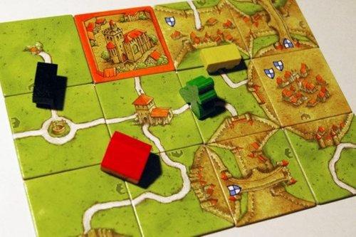 Carcassonne Rules Questions FAQs Clarification