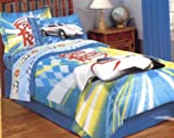 Speed Racer - Mach 5 - Twin Comforter Bedding Set