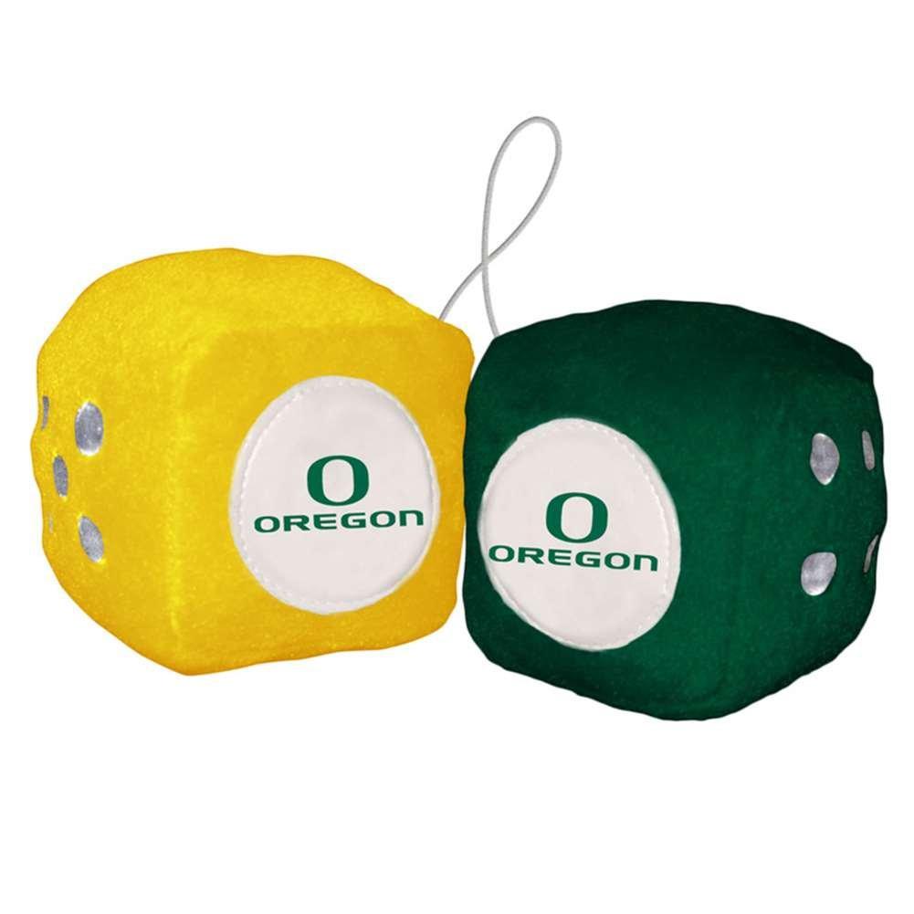 都内で Oregon B00VIXQMDM Ducks Fuzzy Oregon Dice Dice B00VIXQMDM, 雑貨屋kerori:0f7078e2 --- egreensolutions.ca