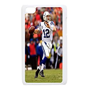 Unique Phone Case Pattern 14Andre-case NFL cell phone case covers Indianapolis Colts Andrew Luck - FOR IPod Touch 4th
