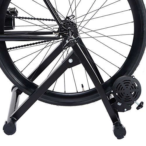 Giantex Portable Indoor Exercise Resistance Bicycle Trainer Bike Stand by Giantex (Image #3)