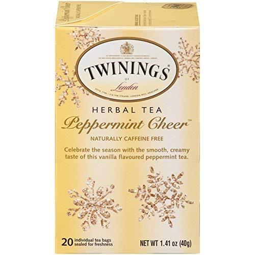 Twinings Peppermint Cheer Tea, 20 Bags (1 ()